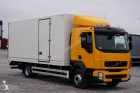 ciężarówka furgon Volvo używana