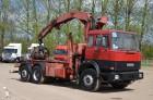 ciężarówka bramowiec Iveco używana