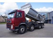 camión Volvo FM13-440 8x4 Tipper Full Steel Suspension 2006