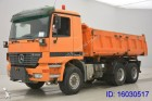 Mercedes Actros 3343 - 6X4 truck