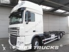 used DAF container truck