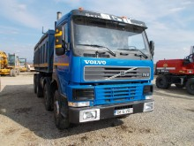 camion benă Volvo second-hand
