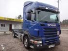 camião chassis Scania usado