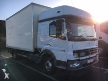camion Mercedes Atego 818 L L-Haus / Euro 5 / Ladebordwand