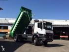 new Mercedes half-pipe tipper truck