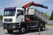 camión MAN TGA 33.410