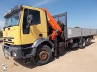camión caja abierta estándar Iveco usado