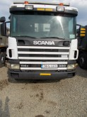 camion benă Scania second-hand