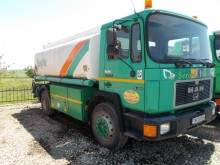 camion cisternă MAN second-hand