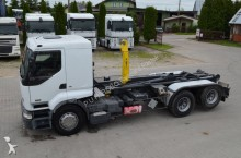 ciężarówka Hakowiec Renault używana