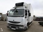 camion frigo multitemperature Renault incidentato