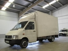 camión furgón mudanza Volkswagen usado