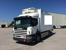 camion isotermico Scania
