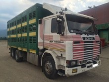 camion Scania H 142 H 6X2 420 CTG N3