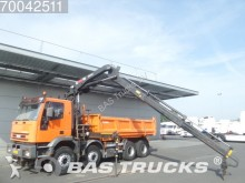 camión Iveco MP340E34H 8X4 Manual Big-Axle Steelsuspension 3-