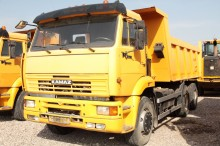 camion benne Kamaz occasion