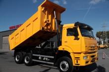 camion Kamaz 6522