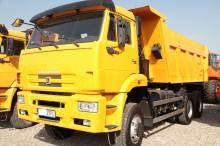 camion ribaltabile Kamaz usato