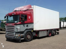 camión frigorífico Scania usado