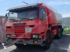 camión Scania 93H-250