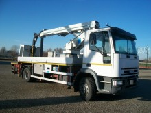camion plateau Iveco occasion