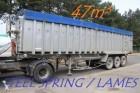 camión volquete trilateral Benalu usado