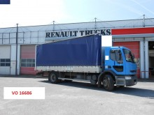 camion système bâchage coulissant Renault occasion