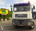 camion benă MAN second-hand