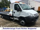 Iveco 65c18SchiebeplateuV2A,Hubbrill Hd. truck