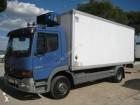 camión Mercedes Atego 1223