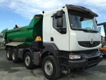 camion halfpipe tipper Renault usato
