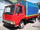 camión lona corredera (tautliner) Fiat usado