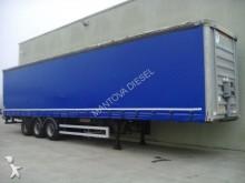 camión lona corredera (tautliner) Fruehauf