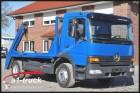 camion Mercedes 1523 / 1223, Euro 3, Teleabsetzkipper, TÜV 04/2017