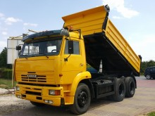 camion benne Kamaz occasion
