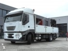 Iveco Stralis 420/ Ladekran/Lenkachse/ Automatik truck