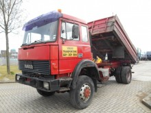 camion Iveco 170-23 Kipper 4x4 V8 Top Condition