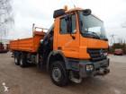 camion Mercedes Actros 3332A 6x6 KRAN HIAB 9,4 TON