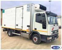 camión frigorífico mono temperatura Iveco usado