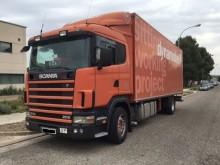 camión Scania D 94D260
