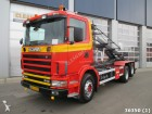 camion Scania R 114.340 6x2 Manual Steel