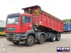 camion MAN 41.480 TGA 8X4 BB MANUAL