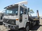 used Volvo hook lift truck