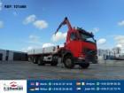 camión Volvo FH12.340 6X2 PALFINGER 10T/M TRUCK MANUAL FULL STEEL