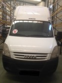 used Iveco multi temperature refrigerated truck