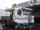 camion tri-benne Scania occasion
