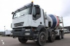 camion betoniera Iveco second-hand
