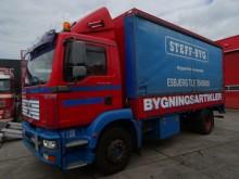 camion Teloni scorrevoli (centinato alla francese) MAN