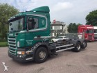 camion Scania R 480 6x2 manual
