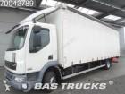 used DAF tautliner truck